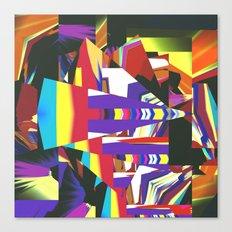New Sacred 30 (2014) Canvas Print