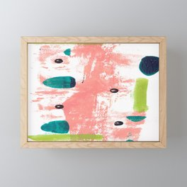 RESOLUTIONS Framed Mini Art Print