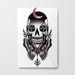 Metamorphosis Metal Print