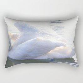 royal abstraction Rectangular Pillow