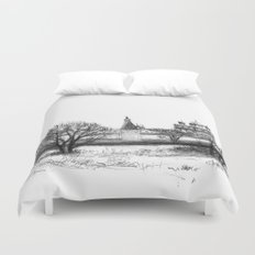 Iossio-Volotzky monastery SK0138 Duvet Cover