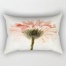 Gerbera Turnaround Rectangular Pillow
