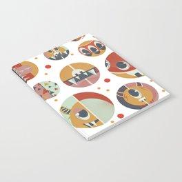 Monster dots Notebook
