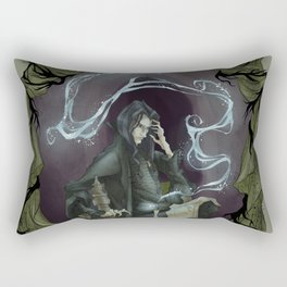 Tragically Ever After: Severus Snape Rectangular Pillow