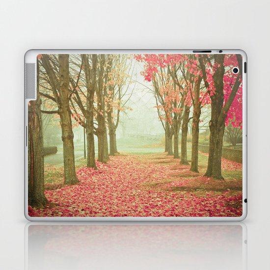 Scarlet Autumn Laptop & iPad Skin