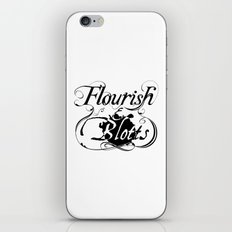 Flourish & Blotts of Diagon Alley iPhone & iPod Skin