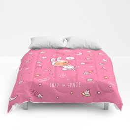 Lost in Space Comforters