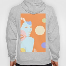 Blue girl Hoody