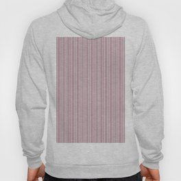 Blush Rose White Stripes Hoody