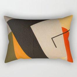 COLOR, COULEUR, COLOUR, Art Rectangular Pillow