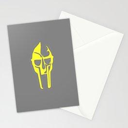 100 Pallets Of MF DOOM - Society6 MF Doom Tribute To Hip Hop Style Stationery Cards