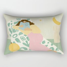 Shoot For The Stars Rectangular Pillow