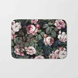 NIGHT FOREST XX Bath Mat
