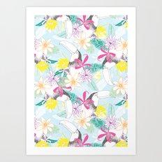 You Can Toucan Art Print