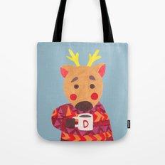 Winter Season is Coming (Deer Edition) Tote Bag