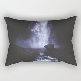Majestic Waterfall Rectangular Pillow