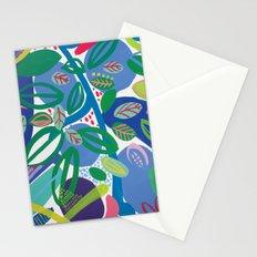 Secret garden II Stationery Cards