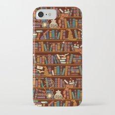 Bookshelf iPhone 7 Slim Case