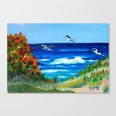 Sea Grapes Canvas Print