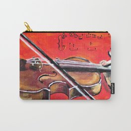 Homage to the Violin Carry-All Pouch
