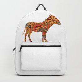 Vintage Donkey Backpack