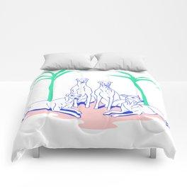 Galgos Comforters