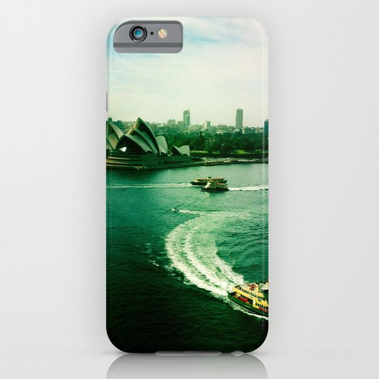 Sydney Harbour Opera House iPhone & iPod Case