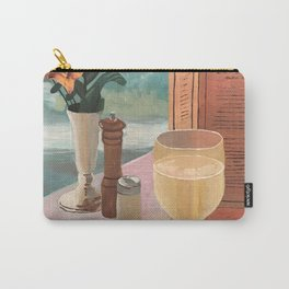 champagne skies Carry-All Pouch