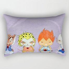 A Boy - A Girl - Thundercats Rectangular Pillow