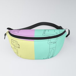 LAN Party Fanny Pack