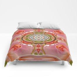 Victoria Rose Comforters