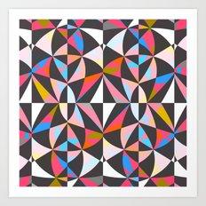 Mix #138 Art Print