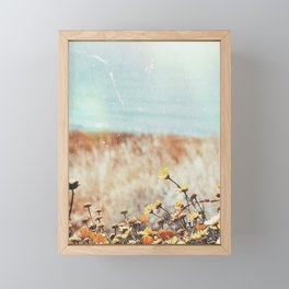 Wild Poppies Framed Mini Art Print