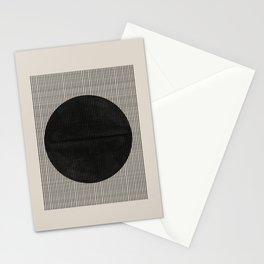 Minimalist Paper Art Stationery Cards