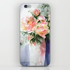 French Roses iPhone & iPod Skin