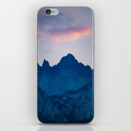 Mt. Whitney iPhone Skin