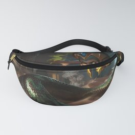 Classic Cassiopeia League of Legends Fanny Pack