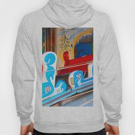 Fast-paced sledging Hoody
