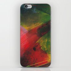 rapid movement iPhone & iPod Skin