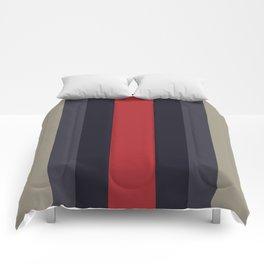 High Fashion Designer Style Stripes Comforters
