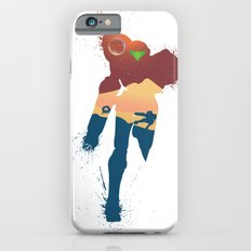 Samus Aran X Metroid iPhone 6 Slim Case