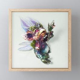 Ozma the goblin Framed Mini Art Print