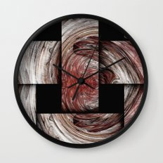 The New Wave Wall Clock