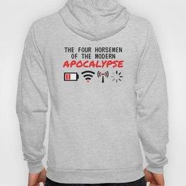 The Four Horsemen Of The Modern Apocalypse Hoody