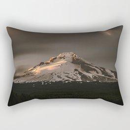 Wy'East Rectangular Pillow