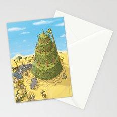 Desert Tart Stationery Cards