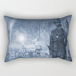 One Starry Night Rectangular Pillow