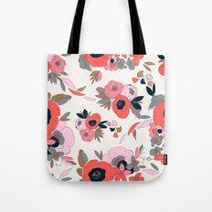 Dakota Floral Tote Bag