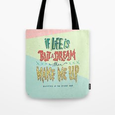 Queens of the Stone Age Tote Bag