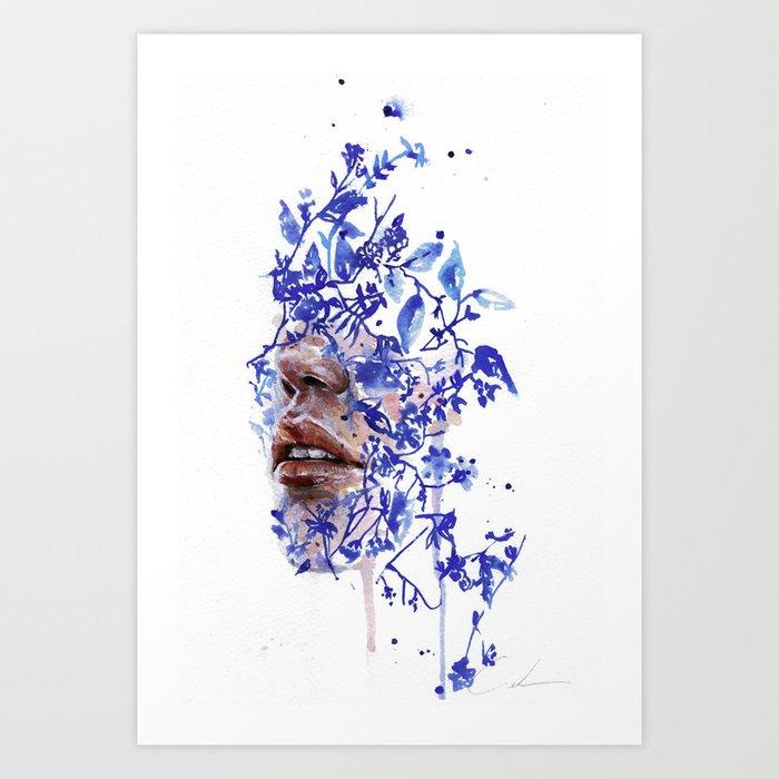 Garden VII Art Print